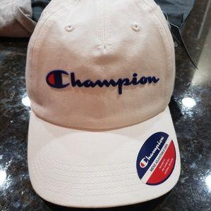 Champion Hat NWT